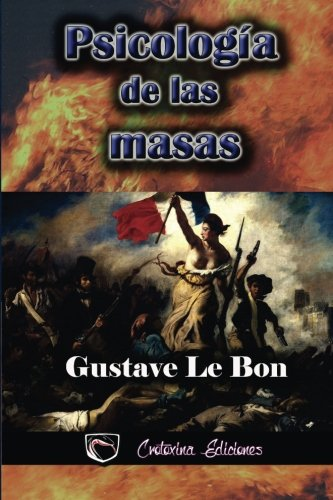9781523309429: Psicologia de las masas (Spanish Edition)