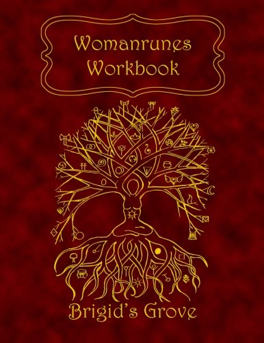 9781523310456: Womanrunes Workbook