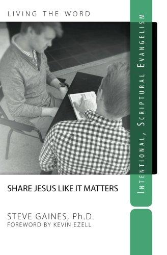 9781523318551: Share Jesus Like It Matters