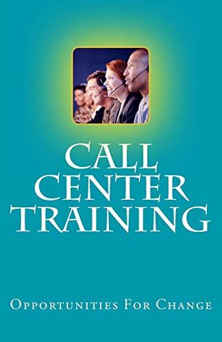 9781523319848: Call Center Training (Career Development Skills Training) (Volume 6)