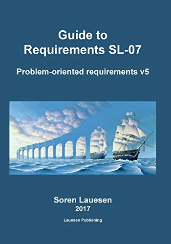 Guide to Requirements SL-07: Template with Examples: Lauesen, Soren