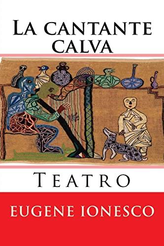 9781523331376: La cantante calva: Novela (Spanish Edition)