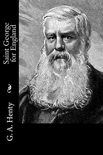9781523340286: Saint George for England