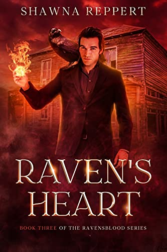 9781523349036: Raven's Heart (Ravensblood) (Volume 3)