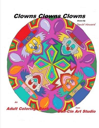9781523349920: Clowns, Clowns, Clowns