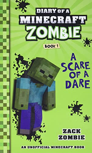 9781523352876: Diary of a Minecraft Zombie Book 1: A Scare of a Dare (Library Edition)