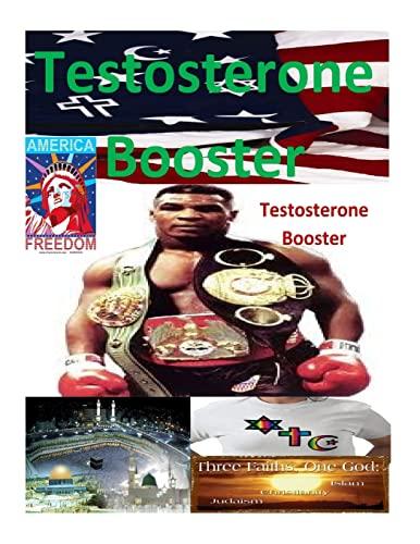 9781523353774: Testosterone Booster