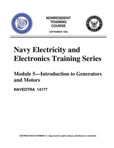 9781523356652: The Navy Electricity and Electronics Training Series: Module 05 Introduction To