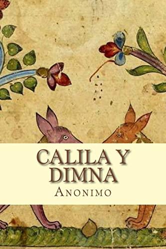 9781523359127: Calila y Dimna (Spanish Edition)