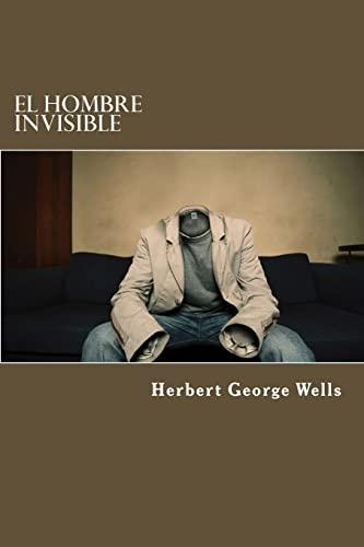 9781523363551: El Hombre Invisible (Spanish Edition)