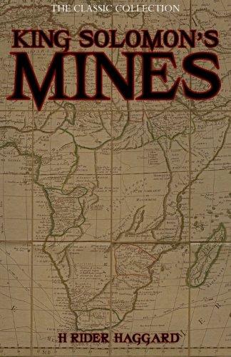 9781523365128: King Solomon's Mines