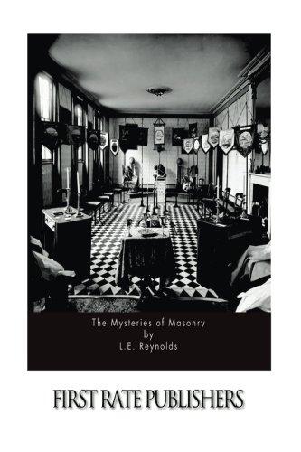 9781523366477: The Mysteries of Masonry