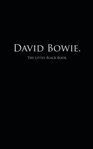 9781523370801: David Bowie.: The Little Black Book
