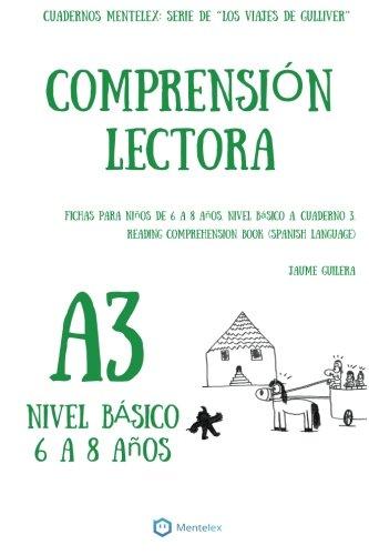 Comprension Lectora Fichas Para Ninos de 6: Guilera, Jaume