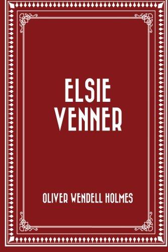 9781523387892: Elsie Venner