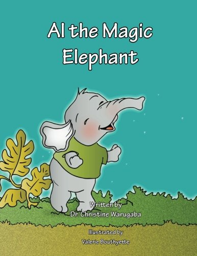 9781523409044: Al the magic elephant