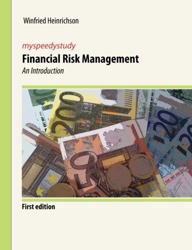 9781523413959: Financial Risk Management - An Introduction: myspeedystudy