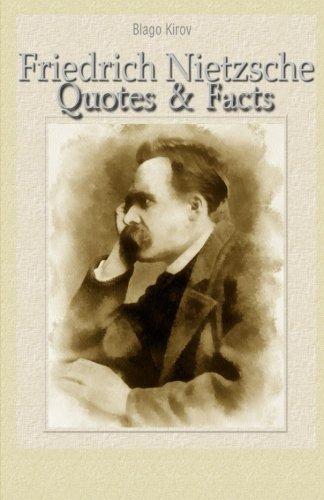 9781523421152: Friedrich Nietzsche: Quotes & Facts