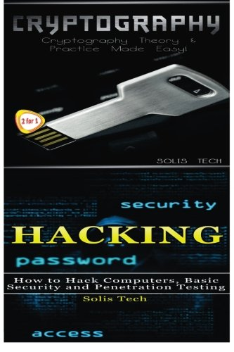 9781523424580: Cryptography & Hacking