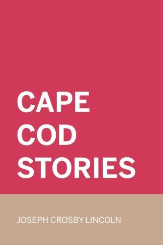9781523434732: Cape Cod Stories