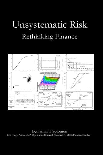9781523435661: Unsystematic Risk: Rethinking Finance