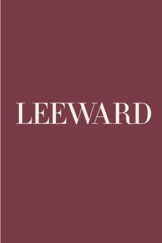 9781523439348: To Leeward