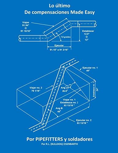 9781523455461: Lo ltimo de compensaciones Made Easy para PIPEFITTERS y soldadores (Spanish Edition)