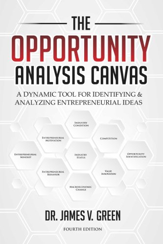 The Opportunity Analysis Canvas: James V Green