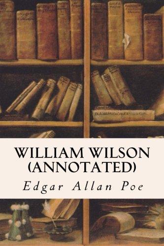 9781523467211: William Wilson (annotated)