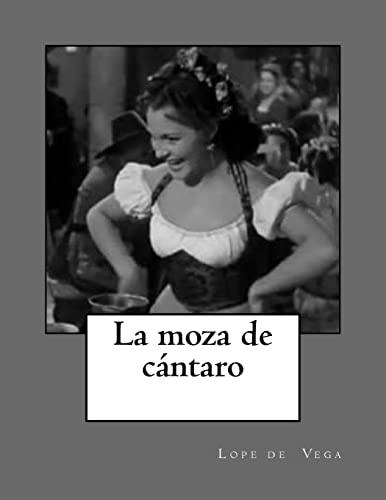 9781523482603: La moza de cántaro (Spanish Edition)