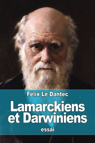 9781523493623: Lamarckiens et Darwiniens