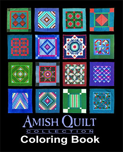 9781523494170: Amish Quilt Collection