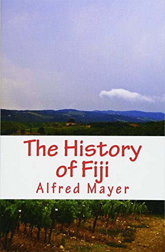 The History of Fiji: Mayer, Alfred G.