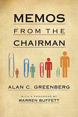 9781523501328: Memos from the Chairman