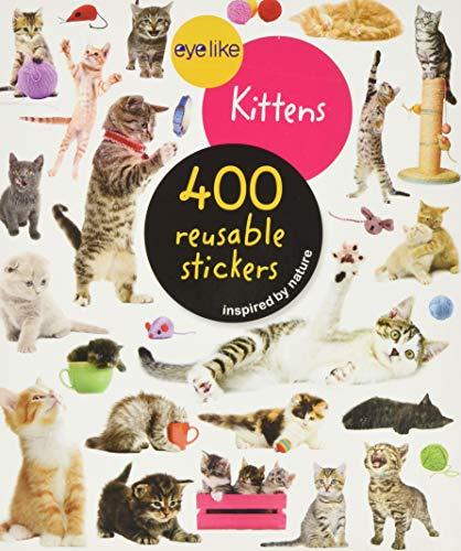 9781523502745: Eyelike Stickers: Kittens