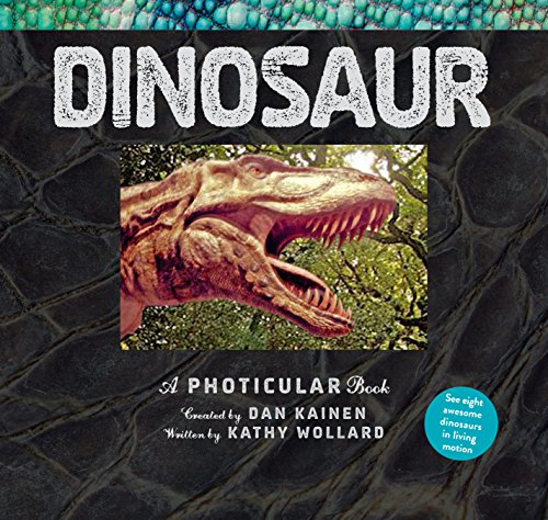 9781523504725: Dinosaur: A Photicular Book