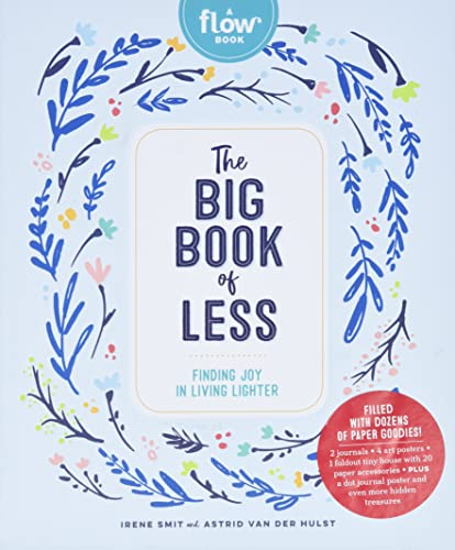 Flow: The Big Book of Less - Irene Smit