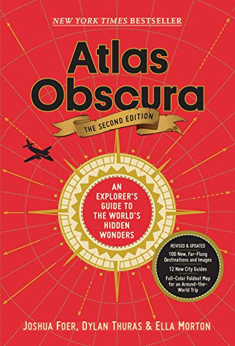 9781523506484: Atlas Obscura, 2nd Edition: An Explorer's Guide to the World's Hidden Wonders [Idioma Inglés]