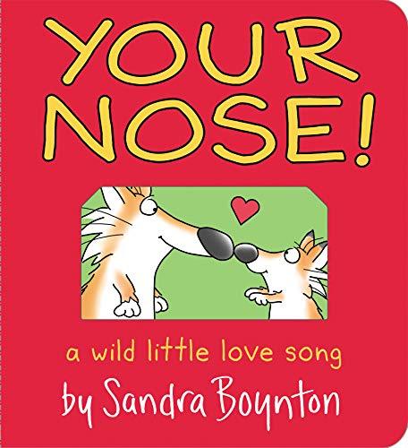 9781523510214: Your Nose! (Boynton on Board)