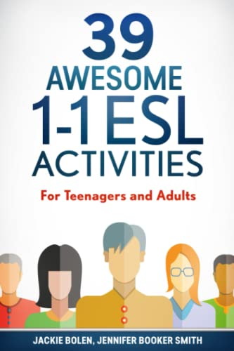 9781523602582: 39 Awesome 1-1 ESL Activities: For Teenagers and Adults