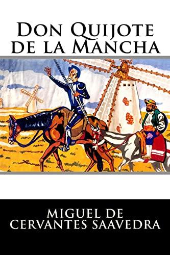 9781523603305: Don Quijote de la Mancha: Completo (Spanish Edition)