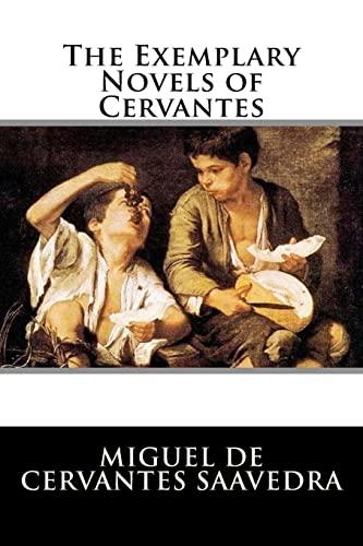 9781523604319: The Exemplary Novels of Cervantes