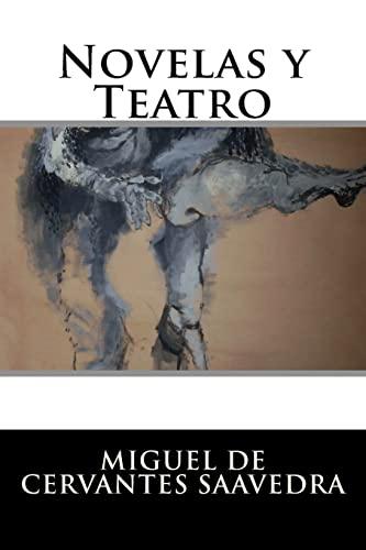 9781523604531: Novelas y Teatro (Spanish Edition)