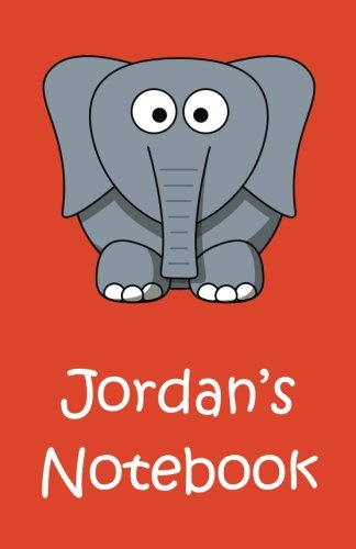 Jordan's Notebook: Jordan, Marsh