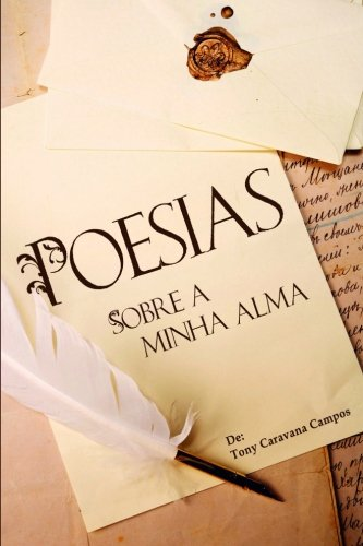 9781523620197: Poesias: Sobre a minha alma: Volume 1 (Parte)