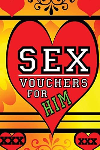 9781523620418: Sex Vouchers For Him