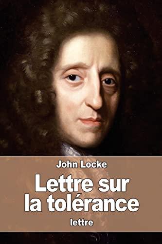 9781523642991: Lettre sur la tolérance