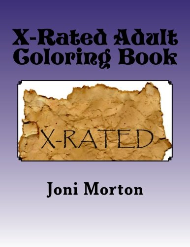 9781523645770: X-Rated Adult Coloring Book: Adult Content not ...