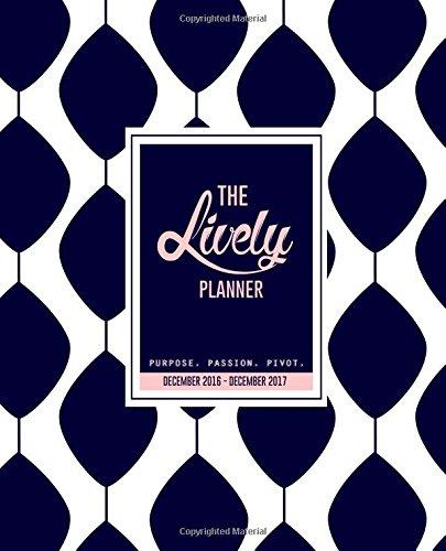 9781523656790: Lively Planner