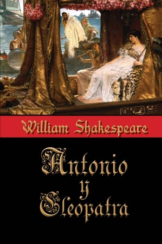 9781523662821: Antonio y Cleopatra (Spanish Edition)